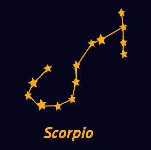 Scorpio personality