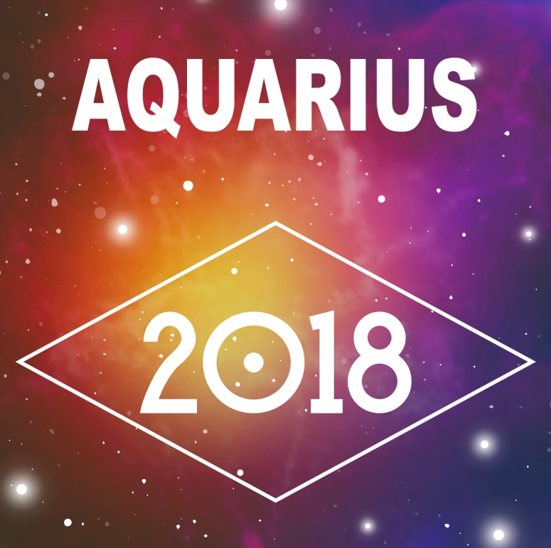 Aquarius 2018 Horoscope – Lamarr Townsend Tarot