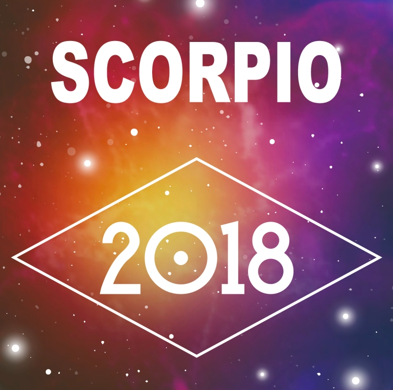 Scorpio 2018 Horoscope